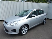 Ford C-Max 16 TDCi Zetec 5dr Diesel BF63ZZH 1 Private Owner Full Service History