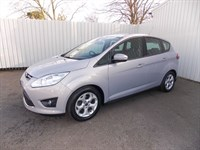 Ford C-Max 16 ZETEC 5DR 1 private owner Full Ford History