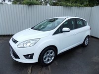 Ford C-Max 16 Zetec 5dr 1 private owner Balance of 3 year warranty