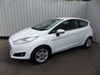 Ford Fiesta 15TDCI ZETEC 5DR 1 private owner Full Ford History
