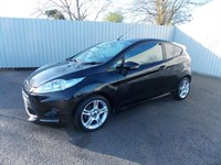 Ford Fiesta 16TDCI ZETEC S 3DR 1 private owner Full Ford History
