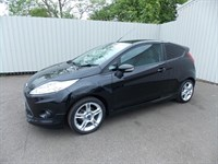 Ford Fiesta 16 ZETEC S 3DR FX12 XUO 1 PRIVATE OWNER FULL SERVICE HISTORY