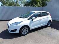Ford Fiesta 125 ZETEC 5DR RK14 VVH One private owner full service history