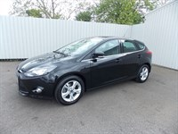 Ford Focus 16TDCI ZETEC 5DR EA14BFX DIESEL 1 private owner Full Ford History