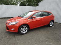 Ford Focus 16 Zetec TDCI 5dr SG12 YDD One private owner full service history