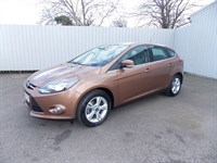 Ford Focus 16 ZETEC 5DR 1 private owner Full Ford History