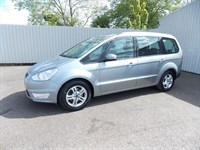 Ford Galaxy 20TDCI ZETEC 5DR LL13WSZ DIESEL 1 private owner full service history