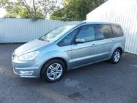 Ford Galaxy 20 Zetec TDCI 5dr 7 seats CP12 XJF 1 Private owner full service history