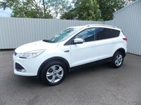 Ford Kuga 20 ZETEC TDCI 5DR NJ64 EAM One private owner full Ford history