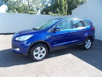Ford Kuga 15 Zetec 5dr 1 private owner Balance of 3 year warranty