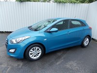 Hyundai i30 14CRDi Active 5dr One private owner Balance of 5 year warranty