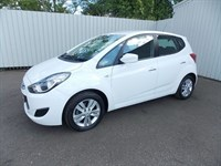 Hyundai ix20 16 Active 5dr Automatic 5dr FX61 FKT 2 private owner Full Hyundai History
