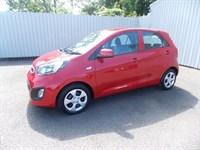Kia Picanto 10 1 Air 5DR One private owner Balance of 3 year warranty