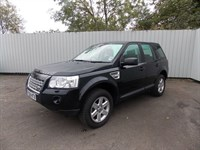 Land Rover Freelander 2 22TD4 GS 5DR DIESEL AUTOMATIC 1 private