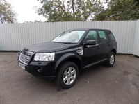 Land Rover Freelander 22 TD4 GS DIESEL AUTO FY58HTX 1 private owner Full Landover History