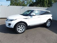 Land Rover Range Rover Evoque 22 Diesel SD4 Pure 4WD KS61YGD Full Service History