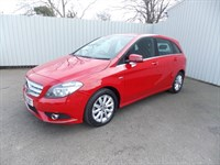 Mercedes-Benz B180 CDI 18 BEfficiency SE