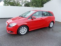 Mercedes-Benz B180 CDI 15CDi Eco SE 5dr One private owner Balance of 3 year warranty