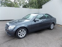 Mercedes-Benz C200 21 CDI SE 4DR SL59 YMR One private owner full service history