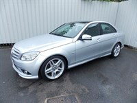 Mercedes-Benz C200 21 CDI Blueefficiency Sport ML10 EOG One private owner full service histor