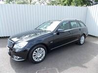 Mercedes-Benz C220 21CDI Blue Efficiency Elegance Estate Diesel