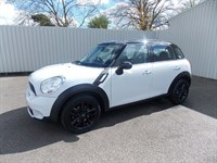 MINI Countryman 20 Cooper SD 5dr Diesel ONE PRIVATE OWNER FULL SERVICE HISTORY
