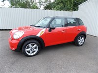 MINI Countryman 16 COOPER D 5DR MJ61 KGU One private owner full service history