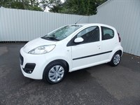 Peugeot 107 10 Active 5DR WF63 CUV One private owner full service history