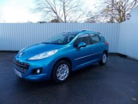 Peugeot 207 16 SW Active Estate Auto