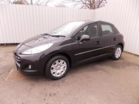 Peugeot 207 14HDI ACTIVE 5DR DIESEL 1 private owner Full Peugeot History