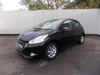 Peugeot 208 12 ACTIVE 5DR 1 private owner Full Peugeot History
