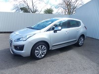 Peugeot 3008 16HDI ACTIVE FACE LIFT 5DR DIESEL 1 private owner Full Peugeot History