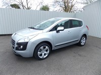 Peugeot 3008 16E-HDI ACTIVE II DIESEL AUTO 1 private owner Full Peugeot History