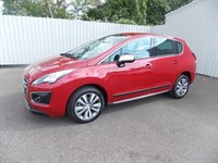 Peugeot 3008 16 HDI Active 5DR PL63 PBO One private owner full service history