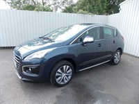 Peugeot 3008 16 HDI Active 5DR FD14 MLK One private owner full service history