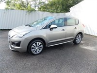 Peugeot 3008 16 HDI Active 5dr YE14 YZN One private owner full service history