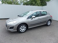 Peugeot 308 16 HDI ACCESS 5DR EJ12 BZH One private owner full service history