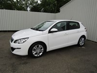 Peugeot 308 16 HDI Active 5dr YE14 PHV One private owner full service history