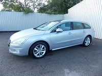 Peugeot 508 16 HDI SW Active 5dr SH62 YFT One private owner full service history