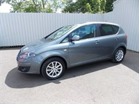 SEAT Altea 16TDI SE 5dr Diesel Auto WN12 BYJ 1 private owner Full Seat History