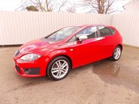 SEAT Leon 20TDI FR 140BHP 5DR DIESEL 1 private owner Full Seat History