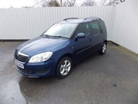 Skoda Roomster 16 SE PLUS TDI CR