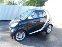 Smart Fortwo Coupe 10 PASSION MHD Auto KX11 ZYN One private owner full service history
