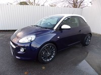 Vauxhall Adam 12 JAM STYLE PACK 3DR 1 private owner Full Vauxhall History