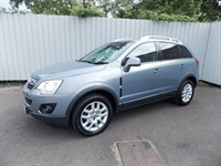 Vauxhall Antara 22 Exclusiv CDTI 4WD SS FY62 BKZ One private owner full service history