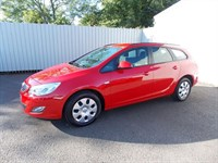 Vauxhall Astra 16 Exclusive FT12XEE Estate 1 Private Owner Full Service History