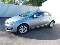 Vauxhall Astra 20 Elite CDTI SS 5DR CY62 MBF One private owner full service history