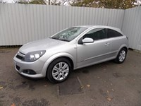 Vauxhall Astra 18VVTI DESIGN 3DR AUTOMATIC