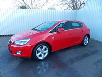 Vauxhall Astra 16 SRI 5DR 1 private owner Full Vauxhall History