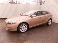 Volvo V40 20D3 SE LUX NAV 5DR DIESEL AUTO 2 owners Full Volvo History
